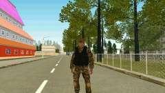 Las flechas de la milicia no molestar para GTA San Andreas