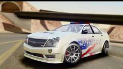 EFLC TBoGT Albany Police Stinger para GTA San Andreas