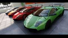 Forza Motorsport 5 Garage