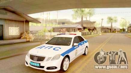 Mercedes-Benz E500 ДПС para GTA San Andreas