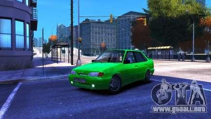 Lada 2115 para GTA 4