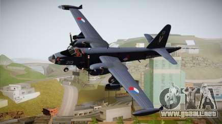 Lockheed P2V-7 Neptune MLD para GTA San Andreas