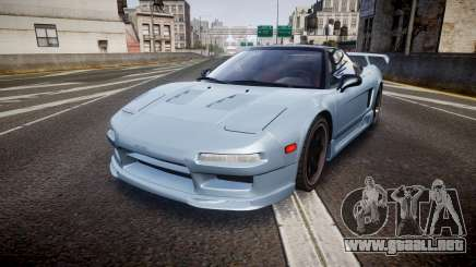 Honda NSX 1998 [EPM] para GTA 4