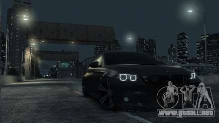 BMW M5 F10 2014 para GTA 4