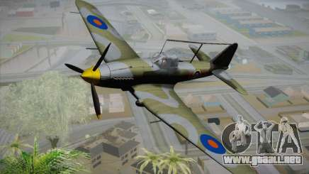 ИЛ-10 de la Royal Air Force para GTA San Andreas