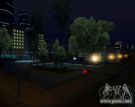 ENB Series New HD para GTA San Andreas undécima de pantalla