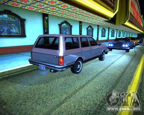 ENB GreenSeries para GTA San Andreas
