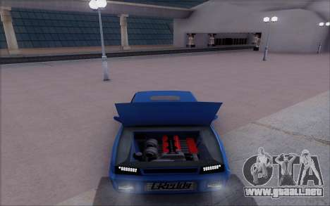 STI Sultan para la visión correcta GTA San Andreas