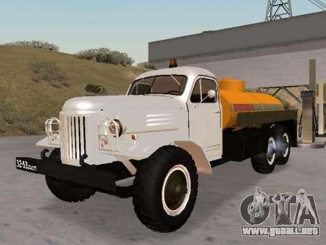 ZIL 157 para GTA San Andreas