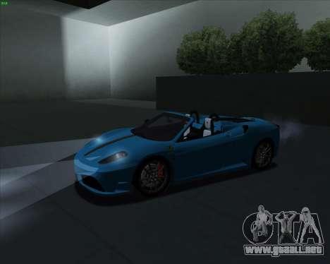 ENB Series for SAMP para GTA San Andreas quinta pantalla