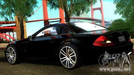 ENBSeries para PC débil v5 para GTA San Andreas séptima pantalla