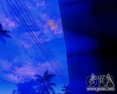 iNFINITY ENB para GTA San Andreas segunda pantalla