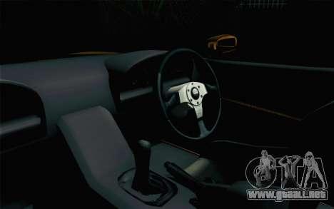 Mazda RX-7 Veilside Tokyo Drift para la visión correcta GTA San Andreas
