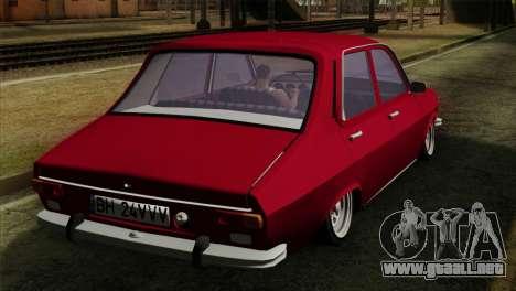 Dacia 1300 para GTA San Andreas left