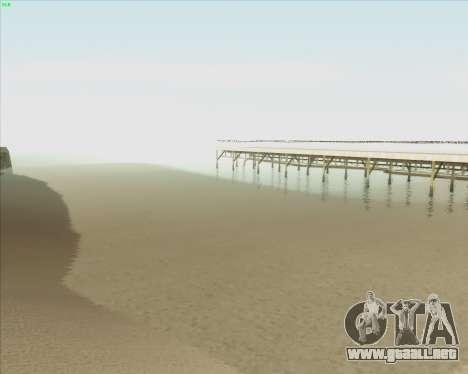 ENB Series for SAMP para GTA San Andreas décimo de pantalla