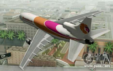Lookheed L-1011 Hawaiian para GTA San Andreas left