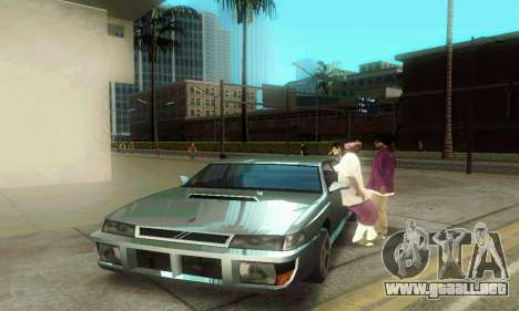 ENB Series Colorful for Low PC para GTA San Andreas