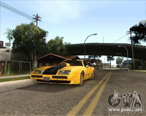 ENB v3.2.3 para GTA San Andreas segunda pantalla
