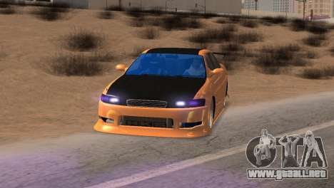 Toyota Mark II para GTA San Andreas left