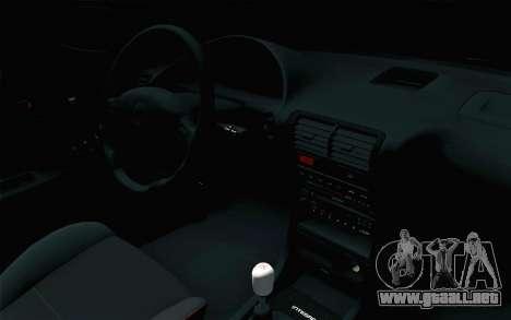 Acura Integra Type R 2001 JDM para la visión correcta GTA San Andreas