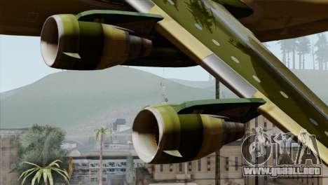 C-17A Globemaster III para la visión correcta GTA San Andreas