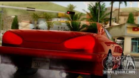 Elegy V1 para la visión correcta GTA San Andreas