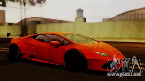 Humaiya ENB 0.248 V2 para GTA San Andreas segunda pantalla
