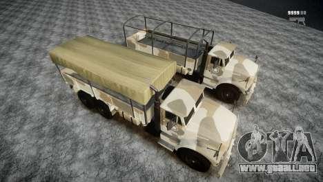 GTA 5 Barracks v2 para GTA 4