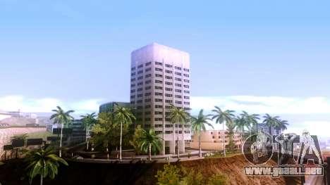 None Name ENB v1.0 para GTA San Andreas sucesivamente de pantalla
