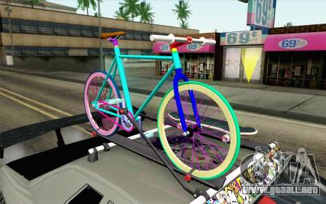 Elegy Modification para la visión correcta GTA San Andreas