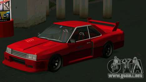 Nissan Skyline RS Turbo F-SPL (R30) para GTA San Andreas left