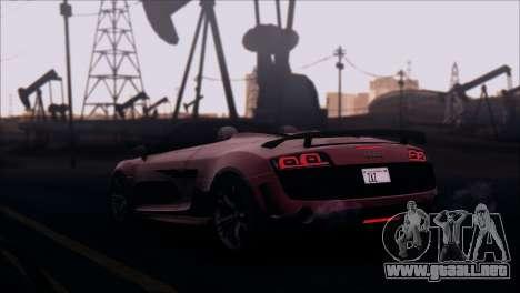 Strong ENB para GTA San Andreas tercera pantalla