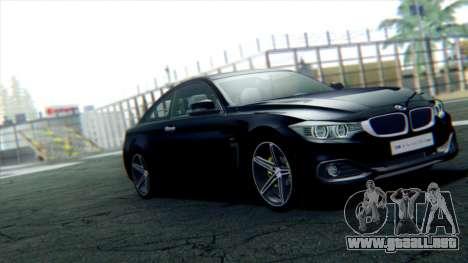 Flash ENB v2 para GTA San Andreas quinta pantalla