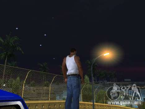 New Particle v0.9 Final para GTA San Andreas