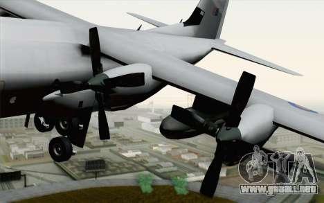 C-130H Hercules RAF para la visión correcta GTA San Andreas