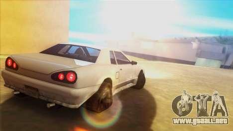 Elegía sobre las pistas para GTA San Andreas left
