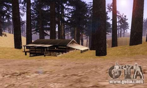 ENB Series v4.0 Final para GTA San Andreas segunda pantalla