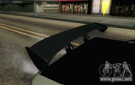 Elegy Modification para visión interna GTA San Andreas