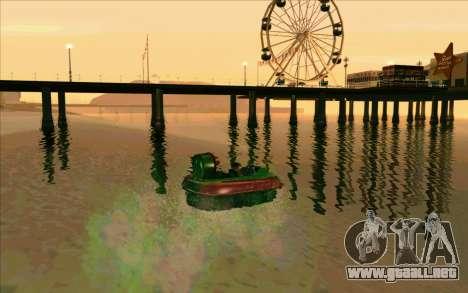 Tini ENB V2.0 Last para GTA San Andreas segunda pantalla