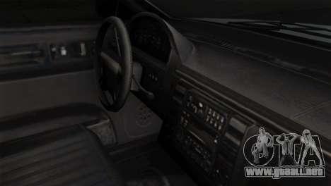GTA 5 Vapid Stanier II SA Style para la visión correcta GTA San Andreas