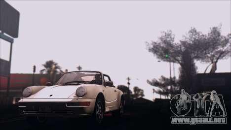Strong ENB para GTA San Andreas sexta pantalla