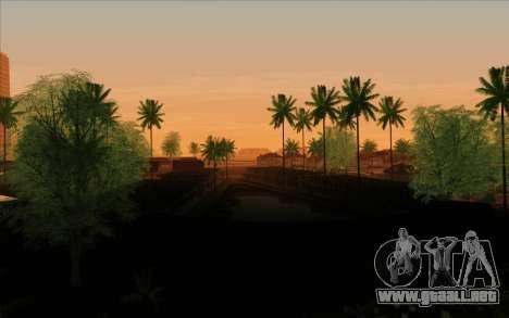 GTA 5 ENB by Dizz Nicca para GTA San Andreas sexta pantalla