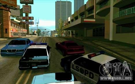 Tini ENB V2.0 Last para GTA San Andreas quinta pantalla