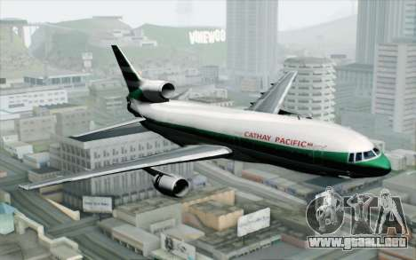 Lookheed L-1011 Cathay P para GTA San Andreas