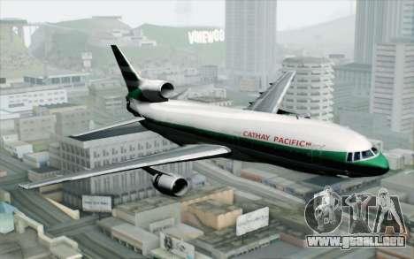 Lookheed L-1011 Cathay P para GTA San Andreas