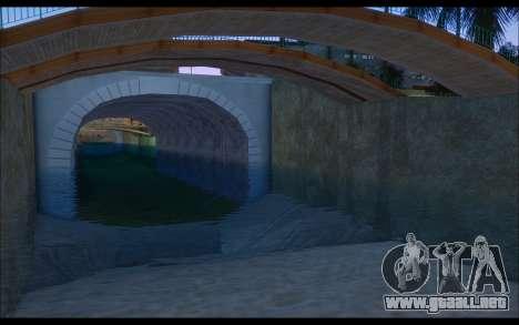 Realistic ENB V1 para GTA San Andreas sucesivamente de pantalla