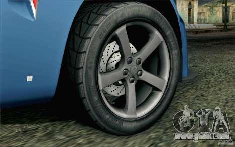 Wheels Corrector 2.0 SAMP para GTA San Andreas