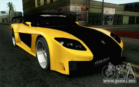 Mazda RX-7 Veilside Tokyo Drift para GTA San Andreas