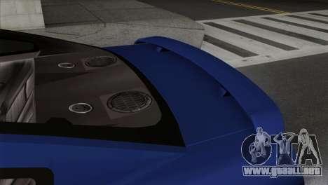 Ford Mustang GT PJ Wheels 1 para la visión correcta GTA San Andreas