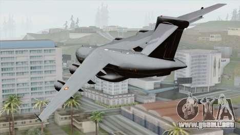 C-17A Globemaster III RAAF para GTA San Andreas left